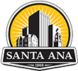 The City of Santa Ana